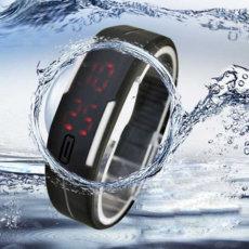 Skaitmeninis LED sportinis laikrodis