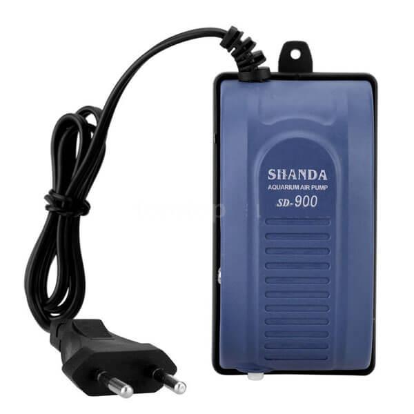 Akvariumo oro pompa