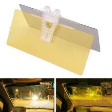 Du viename - dieninis ir naktinis automobiliniai skydeliai HD Vision Visor