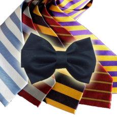 Kaklaraiščiai, peteliškės