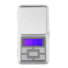 Tikslios graminės, kišeninės, elektroninės, juvelyrinės svarstyklės 200 g / 0,01 g